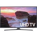 "Samsung 6300 UN40MU6300F 40"" Smart LED-LCD TV - 4K UHDTV - Black, Dark Titan"