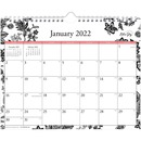 Blue Sky Barcelona Unruled Blocks Wall Calendar
