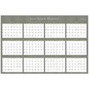 Blue Sky Slim Wall Calendar