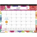 Blue Sky Mahalo Monthly Desk Pad