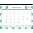 Blue Sky Penelope Ruled Daily Desk Pad