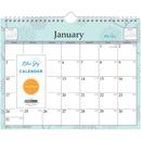 Blue Sky Rue Du Flore Wall Calendar