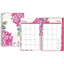 Blue Sky Dahlia Small Weekly/Monthly Planner