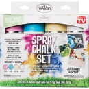 Testors Spray Chalk Set