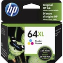 HP 64XL Original Ink Cartridge - Tri-color