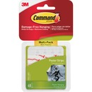 Command™ Poster Strips, Multi-Pack 48 strips