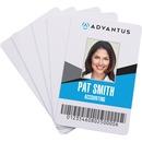 Advantus Blank PVC ID Cards