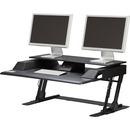 Safco Merge Monitor Riser Sit-Stand Workstation