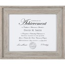 Dax Burns Group Barnwood Document Frame