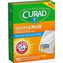 Curad SoothePlus Medium Non-stick Pads