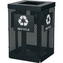 Safco Onyx Waste Receptacle