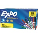 Sanford Expo Low-Odor Dry-erase Fine Tip Markers