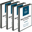 Business Source Round-ring View Binder