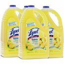 Lysol Clean/Fresh Lemon Cleaner