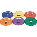 ECR4KIDS Trilingual Donut Cushions