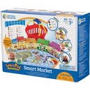 Learning Resources Ages 3+ Smart Market Play Set