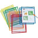 Creativity Street Dry-Erase Pockets