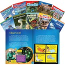 Shell STEM Grade 4 10-book Set Education Printed Book for Science/Technology/Engineering/Mathematics - English