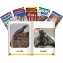 Shell TIME For Kids Informational Text Grade K Readers Set 3 10-Book Spanish Set Education Printed Book - Spanish