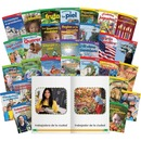 Shell TIME For Kids Informational Text Grade K Readers 30-Book Spanish Set Education Printed Book - Spanish