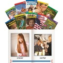 Shell TIME For Kids Informational Text Grade K Readers Set 1 10-Book Spanish Set Education Printed Book - Spanish