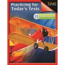 Shell Education Math Practice Tests - Level 3 Printed Book by Kristin Kemp