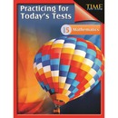 Shell Math Practice Tests - Level 5 Education Printed Book for Mathematics