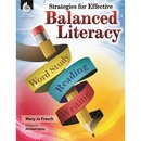 Shell Balanced Literacy Resource Guide Education Printed Book by Mary Jo Fresch