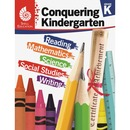Shell Conquering Kindergarten Education Printed Book for Science/Mathematics/Social Studies