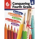 Shell Conquering Fourth Grade Education Printed Book for Science/Mathematics/Social Studies