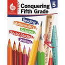 Shell Conquering Fifth Grade Education Printed Book for Science/Mathematics/Social Studies