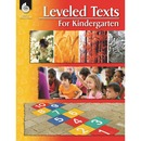 Shell Leveled Texts for Grade K Education Printed Book for Science/Mathematics/Social Studies - English