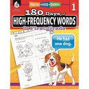 Shell High-Frequency Words for Grade 1 Education Printed Book for Language Arts by Jodene Smith - English