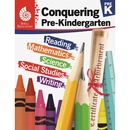 Shell Conquering Pre-Kindergarten Education Printed Book for Science/Mathematics/Social Studies