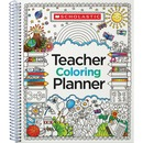 Scholastic Doodle Weekly/Monthly Teaching Planner