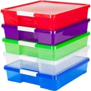 Storex Stackable Craft Box