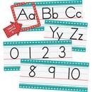 Teacher Created Resources Marquee Alphabet Bulletin Board Set