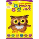 Trend Bright Owls Accents Variety Pack