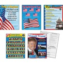 Trend U.S. Presidents Bulletin Board Set
