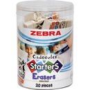 Zebra Cadoozles Starters Block Erasers