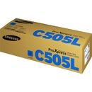 HP CLT-C505L Toner Cartridge - Cyan