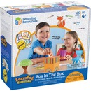 Learning Resources Fox In The Box Word Activity Set