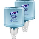 PURELL® ES6 Naturally Clean Fragrance Free Foam Soap