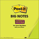 Post-it® Super Sticky Big Note, 22 in. x 22 in., Neon Green