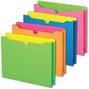 Pendaflex Neon File Jackets