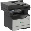 Lexmark MX520 MX521de Laser Multifunction Printer - Monochrome - Plain Paper Print - Desktop