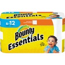 Bounty Essentials Paper Towel Rolls