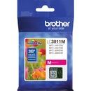 Brother LC3011M Ink Cartridge - Magenta
