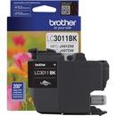 Brother LC3011BKS Original Ink Cartridge - Single Pack - Black
