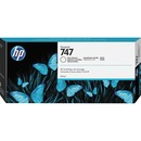 HP 747 Original Gloss Optimizer Cartridge - Clear